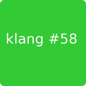 klang#58