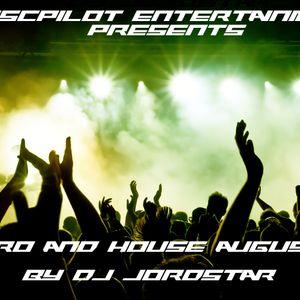 New Electro House Party Mix August 2014 - DJ Jordstar