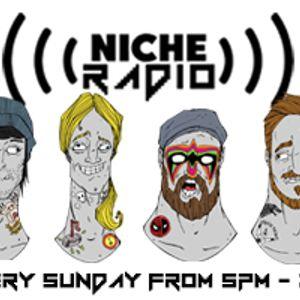 Niche Radio - 12/03/17 - Monopoly, Logan and Mass Effect