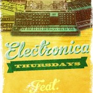 Subbass - TEASER - Electronica Thursdays @ Zion's Yard