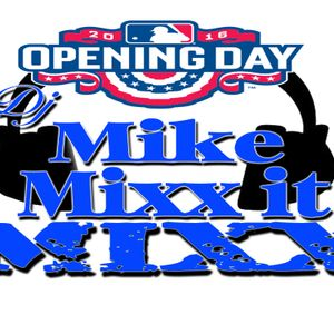 Texas Rangers 2016 Opening Day Tailgate Mixx