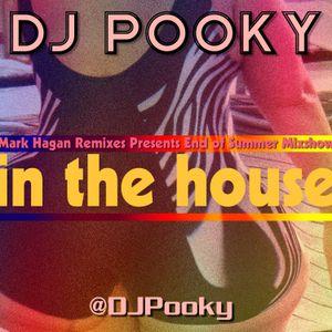 DJ Pooky Mixcloud EXCLUSIVE (Goodbye Summer Mix)