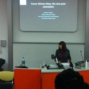 Future African Cities: the new post-colonialism