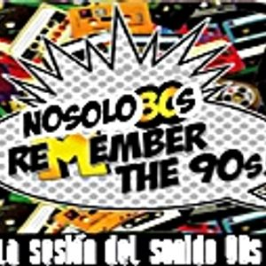 Remember The 90s In The Mix By Toni Vilchez