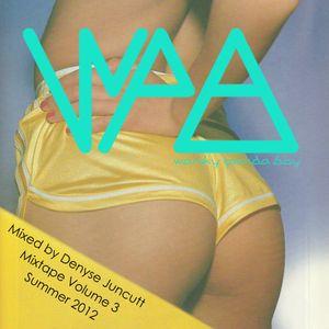 Wanky Panda Boy - Mixtape volume 3 - Summer 2012 Edition - Mixed by Denyse Juncutt
