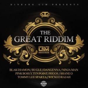 "Mr. Bruckshut - ""The Great Riddim (2017) Mix"""