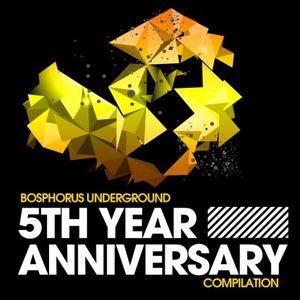 DimerousVoice - Bosphorus Underground 5 Years Anniversary