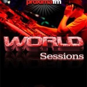 ProximaFM/Spain #9/10 WorldSessions podcast by james sound, 03.03.11/03.05.11 (B-side:TGHouseW#2)