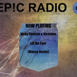 WE ARE EP!C Radio 001