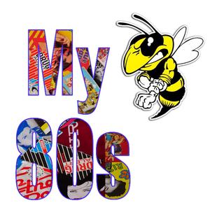 #My80s Show 12 on Mad Wasp Radio 23rd November 2017