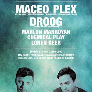 Maceo Plex Pre Brighton Mix (30.4.12)