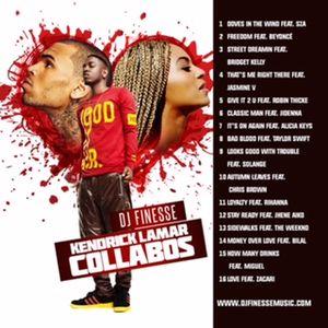 """DJ Finesse - KENDRICK R&B COLLABOS """" 2017 """""""