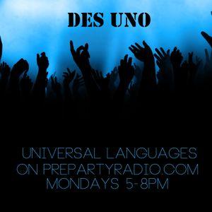 Universal Languages (#80)