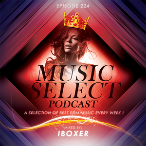 Iboxer Pres.Music Select Podcast 224 Max 125 BPM Edition