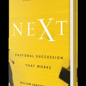 Warren Bird | Pastoral Succession That Works
