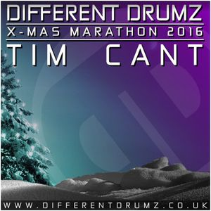 Tim Cant – Different Drumz X-Mas Marathon 2016