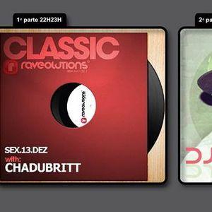 CHADUBRITT & MANTILLA @ Raveolutions Radio Show