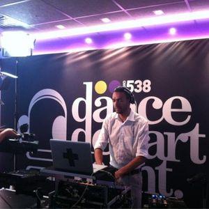 Patrice Bäumel (Trapez, Get Physical Music) @ Dance Department, Radio 538 NL (19.05.2012)