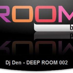 Dj Den - DEEP ROOM 002