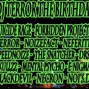 FORBIDDEN PROJECT @ DJ TERROR - THE BIRTHDAY BASTARD (PART ONE) // KABARKA BERLARE - 14 MARCH 2015'