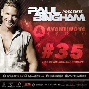 AVANTINOVA RADIO #35 - BEST OF MELBOURNE BOUNCE