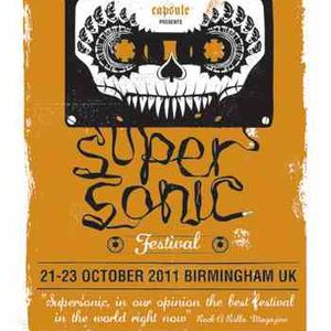 Supersonic Festival 2011 Preview Podcast 1