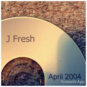 J-Fresh UKG Vinyl Mix April 2004