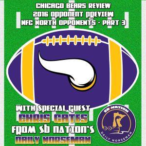 Opponent Preview #13 - Minnesota Vikings