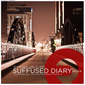 FRISKY | Suffused Diary 020 - CJ Art