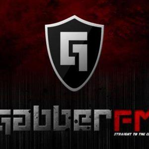 Gabber FM April 2013 X-ecution Show
