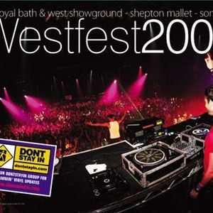 AndyC @ Westfest 2008