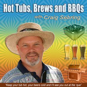 Hot Tub Covers, Dark Lager, BBQ Tool Belt