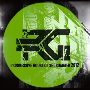 Ricky Guarneri Progressive House DjSet - Summer '12