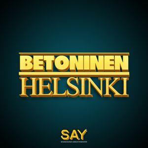 Betoninen Helsinki 23.9.2013