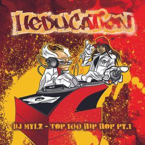 DJ Mylz - Heducation Top 100 Hip Hop Mix - Pt 1 of 2