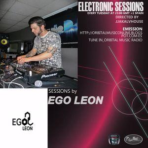 Electronic Sessions Temporada 2 - Ego Leon (09/05/17)