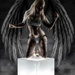 BLACK ANGEL FALLS