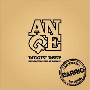 Diggin Deep - Recorded Live at Barrio November 13 2010
