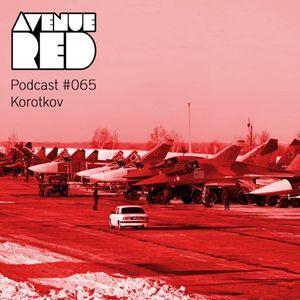 Korotkov - Avenue Red Podcast #65
