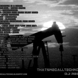 DJ Recis @ Thatswecalltechno #17