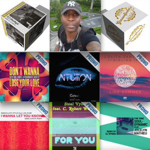 2019 September Groovefinder Soulful House Promo Mix 1/9/19