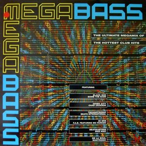 Megabass Vol 1 - 02 Get Down To The Funky Beat