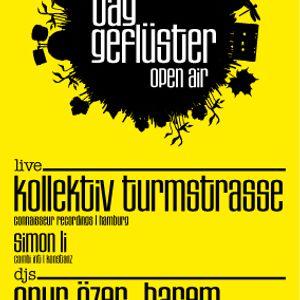 Florian Meindl @ Taggeflüster Openair 12/06/2011