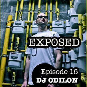 EXPOSED #16: DJ ODILON