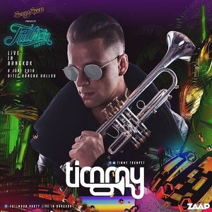Timmy Trumpet - Live at Fullmoon Party Live Bangkok