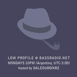 Daleduro/KRZ @ Low Profile Radio - Oct 2012 - 100% VINYL