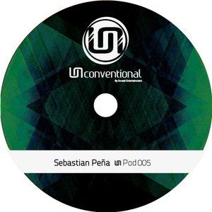 UNpod 005 - Sebastian peña
