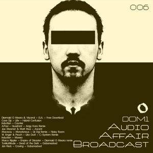Audio Affair Broadcast 006 - DOM1