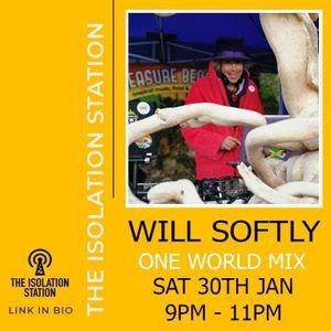 ISOLATION RADIO MIX JAN 2021 One World Mix