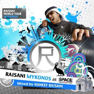 Haneef Raisini LIVE Space Mykonos